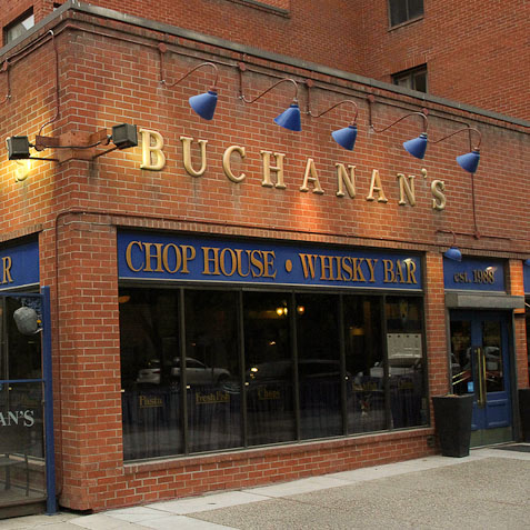 Commercial Electrical Services - Buchanans Restaurant, Calgary
